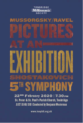 Review: Pictures At An Exhibition – Mussorgsky / Ravel and Shostakovich's 5th Symphony